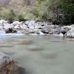 Il torrente Titerno